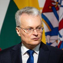 Politologas: G. Nausėdai Latvijoje bus sunku