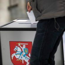 Į naująjį Seimą išrinkta jau 20 parlamentarų
