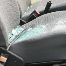 Šilutės rajone apsivertė du neblaivių vairuotojų vairuojami automobiliai