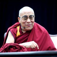 Pasveikęs Dalai Lama penktadienį turėtų būti išrašytas iš ligoninės