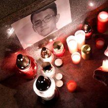 Slovakijoje buvęs karys prisipažino nužudęs žurnalistą J. Kuciaką ir jo sužadėtinę