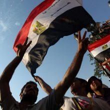 Egipte paskelbta nepaprastoji padėtis