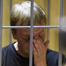 Didieji Rusijos laikraščiai reiškia solidarumą su suimtu žurnalistu I. Golunovu