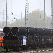 Paaiškėjo, kada ES Taryba gali patvirtinti dujų direktyvos pataisas