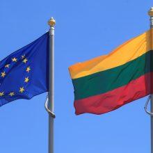 Apklausa: lietuviai labiausiai pasitiki Europos Sąjunga