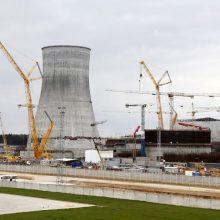 Vyriausybė nekeičia pozicijos dėl Astravo: toliau siūlys perdaryti į dujinę elekrinę