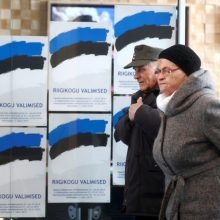 Pesimizmas Estijoje: ketvirtadalis gyventojų nesitiki kada nors išeiti į pensiją