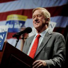 Artėjantys JAV prezidento rinkimai: D. Trumpui iššūkį metė kitas respublikonas