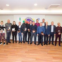 Geriausių Lietuvos boksininkų rinkimuose triumfavo moterys