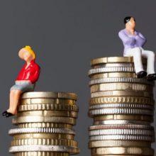 Vyrų ir moterų darbo užmokesčio atotrūkis 2018 metais sumažėjo