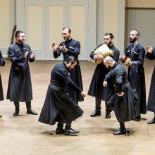 Tapo atradimu: nepamirštamas gruzinų ansamblio koncertas nustebino lietuvius