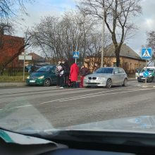 Skaudi nelaimė Aleksote: BMW pėsčiųjų perėjoje partrenkė nepilnametį