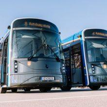 Lietuviškam elektriniam autobusui – prestižinių apdovanojimų auksas