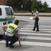 Tragedija Šalčininkų rajone: žuvo automobilio partrenktas pėsčiasis