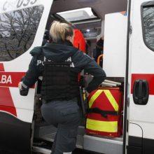 Skaudi nelaimė uostamiestyje: automobilis partrenkė vaiką