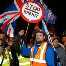 """""""Brexit"""" išstojimas: priėmė priemones, susijusias su """"Erasmus+"""" ir ES biudžetu"""