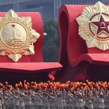 Xi Jinpingas: jokia jėga negali sudrebinti Kinijos valstybės