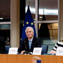 """Prieš ES viršūnių susitikimą – """"Brexit"""" susitarimo laukimo nuotaikos"""