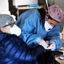 Lietuvoje netrukus žadama atlikti jau 4 tūkst. koronaviruso tyrimų per dieną