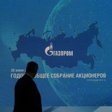 """Ukraina siūlo """"Gazprom"""" mainus"""