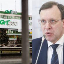 """N. Puteikis siūlo nacionalizuoti """"Grigeo"""", apsaugant nuo tyčinio bankroto"""