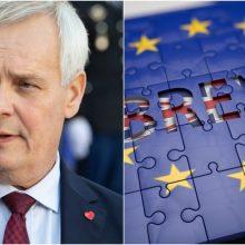 """Suomijos premjeras: """"Brexit"""" susitarimui pasiekti reikia daugiau laiko"""