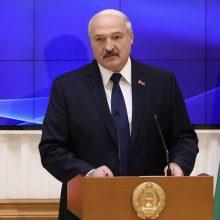 A. Lukašenka: Baltarusija išsaugos suverenitetą