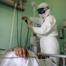 Mirė koronavirusu sirgęs pranciškonų vienuolis