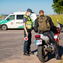 Visoje Klaipėdos apskrityje – sustiprinta vairuotojų neblaivumo kontrolė