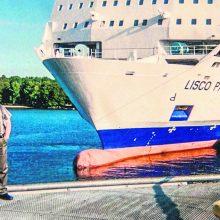 Gydytojai laivuose netapo turtuoliais