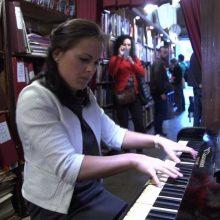Jaunojo muzikos atlikėjo premija skirta pianistei P. Dūmanaitei