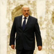 ES nesutaria dėl sankcijų A. Lukašenkai