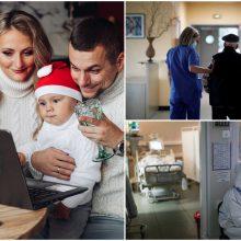 COVID-19 Lietuvoje: virusas plinta globos įstaigose, ligoninėse, daugėja protrūkių šeimose