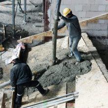 Trečią ketvirtį baigta statyti kiek daugiau pastatų nei prieš metus