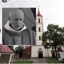 Po COVID-19 užsikrėtusio vienuolio mirties – prisiminimai: jis buvo pilnas entuziazmo