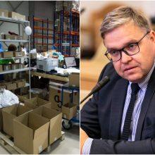 V. Vasiliauskas: darbo rinkos laukia esminiai pokyčiai