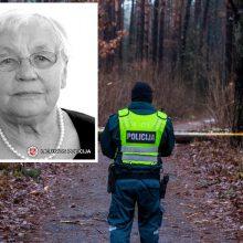 Dingo išėjusi grybauti senolė: artimieji meldžia visuomenės pagalbos
