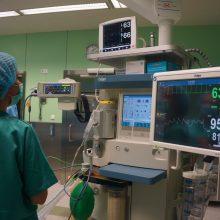 Ortopedai traumatologai: svarbiausia – pacientų saugumas