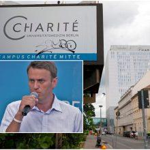 A. Navalno byloje – nuodų formulės ir vaistų paieškos
