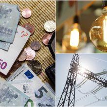Lietuvai trūkstant elektros gamybos šaltinių – nerimas: brangs elektra?