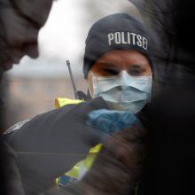 Estijoje – 1 201 naujas COVID-19 atvejis, mirė penki pacientai