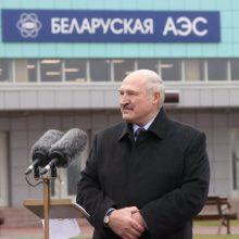 Berlynas vėl ragina A. Lukašenką užmegzti dialogą su visuomene ir surengti naujus rinkimus