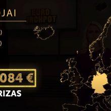 """Artimųjų gimtadieniai atnešė beveik 700 tūkst. eurų """"Eurojackpot"""" laimėjimą"""