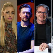 """Po J. Veklenko pasirodymo """"Eurovizijoje"""" – žvaigždžių nuomonės: atrodėme skurdžiai"""