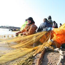 """Lietuvos žvejus sukiršino """"Gazprom"""" skirti pinigai"""