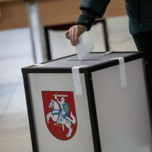 Policija: rinkimai Kelmėje ir Trakuose praėjo sklandžiai, nefiksuota nė vieno pažeidimo