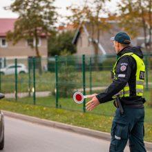 Uostamiesčio keliuose begalės pažeidėjų: prie transporto priemonių vairo sėda neblaivūs