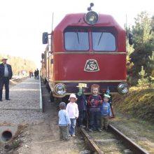 """Buvęs """"Aukštaitijos siaurojo geležinkelio"""" vadovas iššvaistė 20 tūkst. eurų?"""