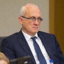 S. Jakeliūnas dėl krizės tyrimo sprendimų: lygins Lietuvos banko pozicijas