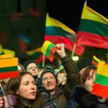 Gyventojų apklausa: demokratija vis dar nepasitiki beveik pusė lietuvių